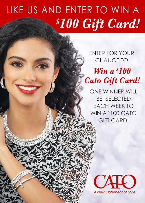Cato Fashions Customer Service Phone Number Like Us amp Enter to Win